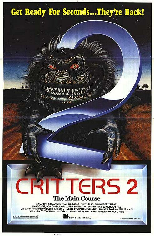 Critters 2 One-Sheet