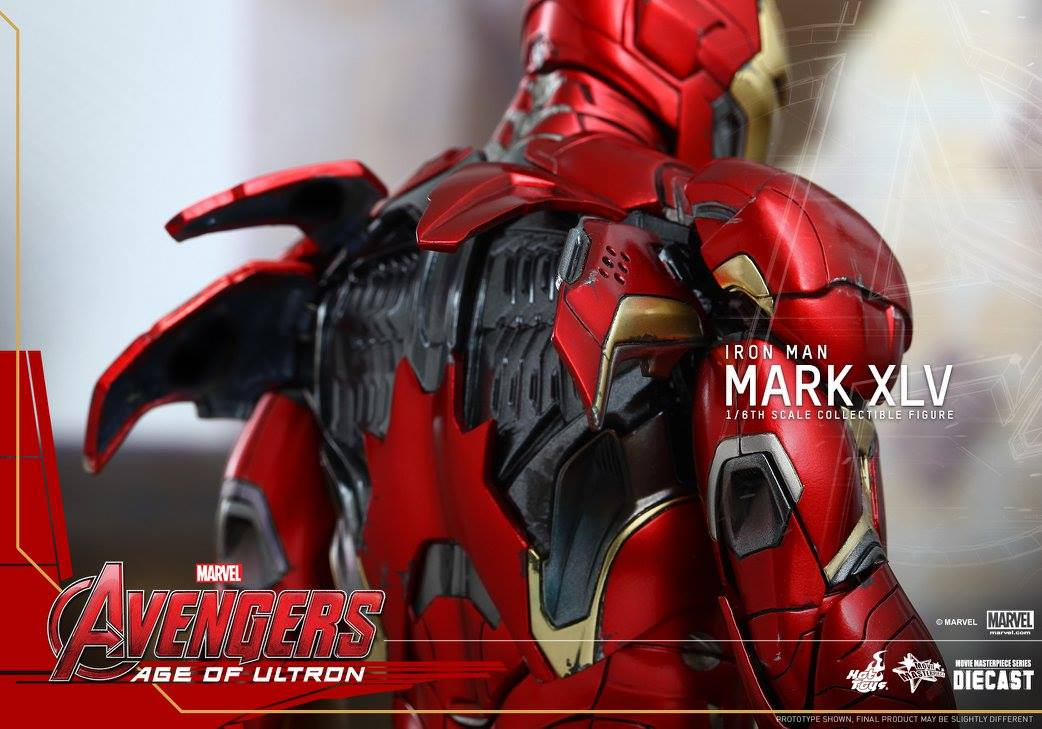 Avengers: Age of Ultron Iron Man Mark XLV Collectible Figure