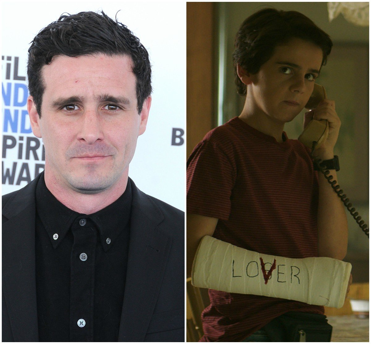 James Ransone as Eddie Kaspbrak