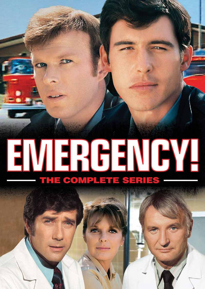 Emergency! The Complete Series