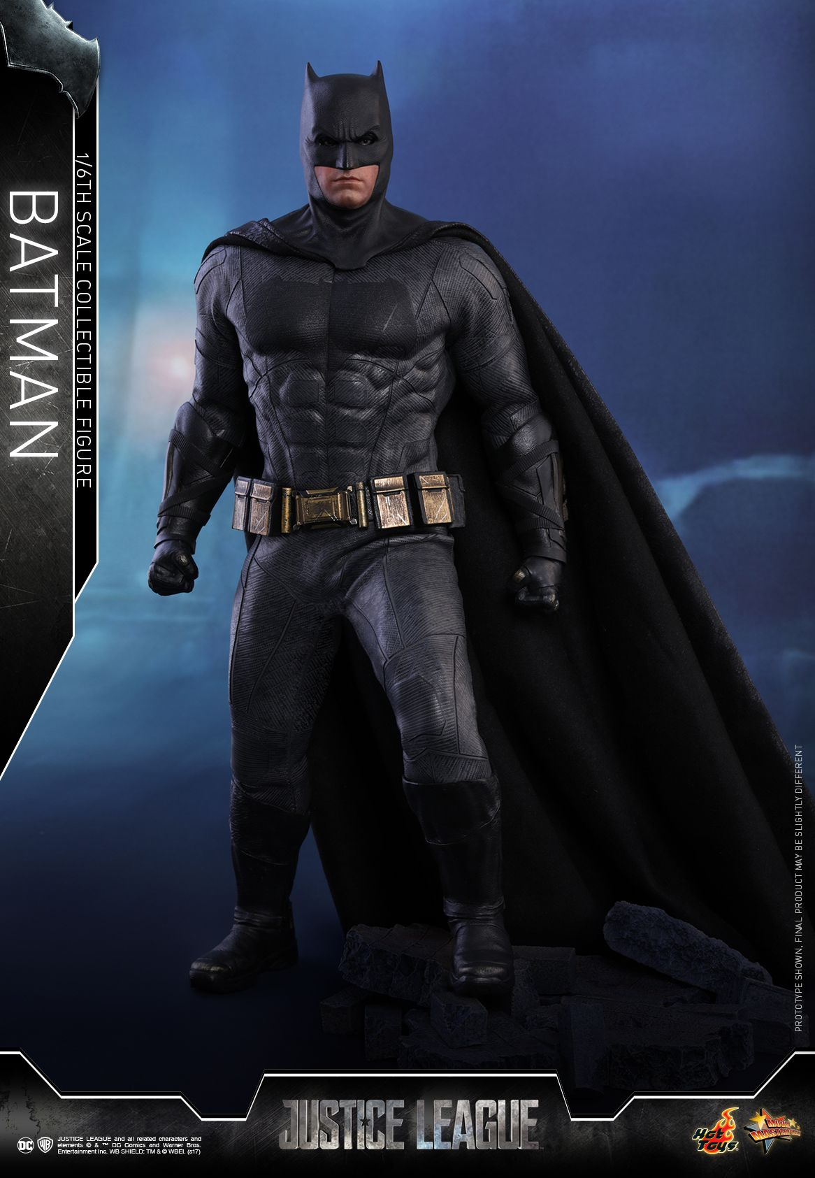 Justice League Batman Hot Toy