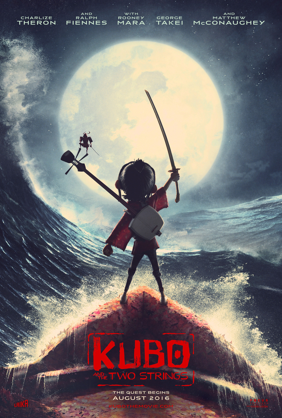 Image result for Kubo official poster