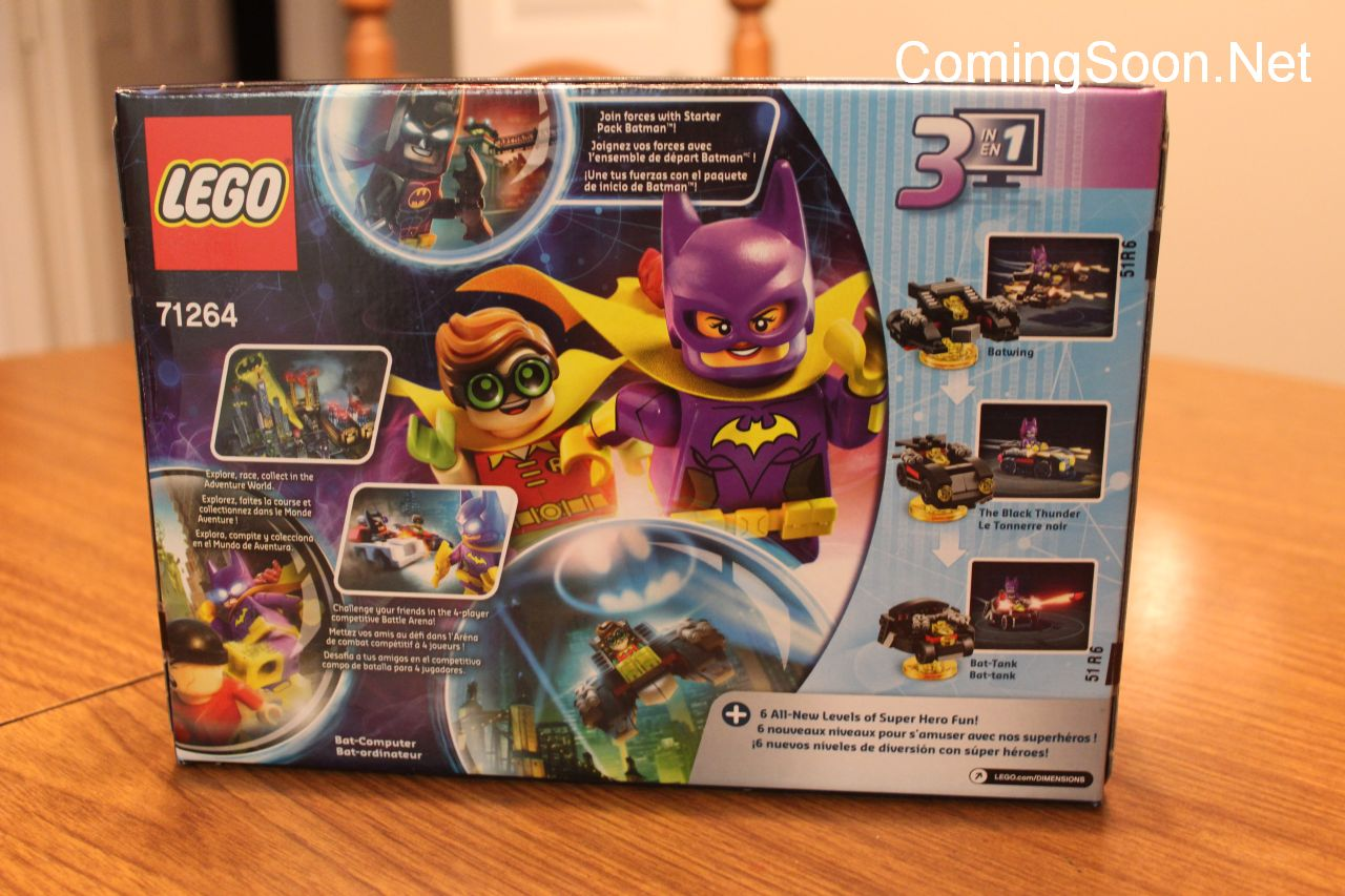 The LEGO Batman Movie Story Pack