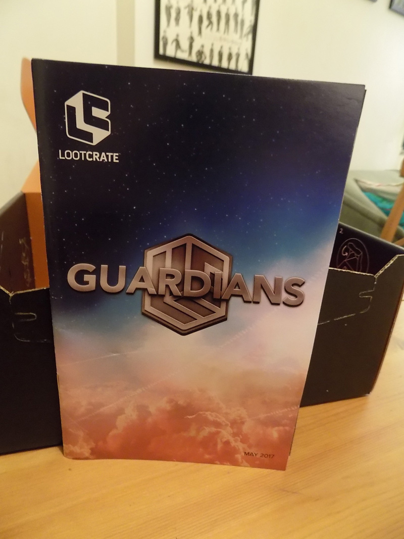 May Loot: Guardians