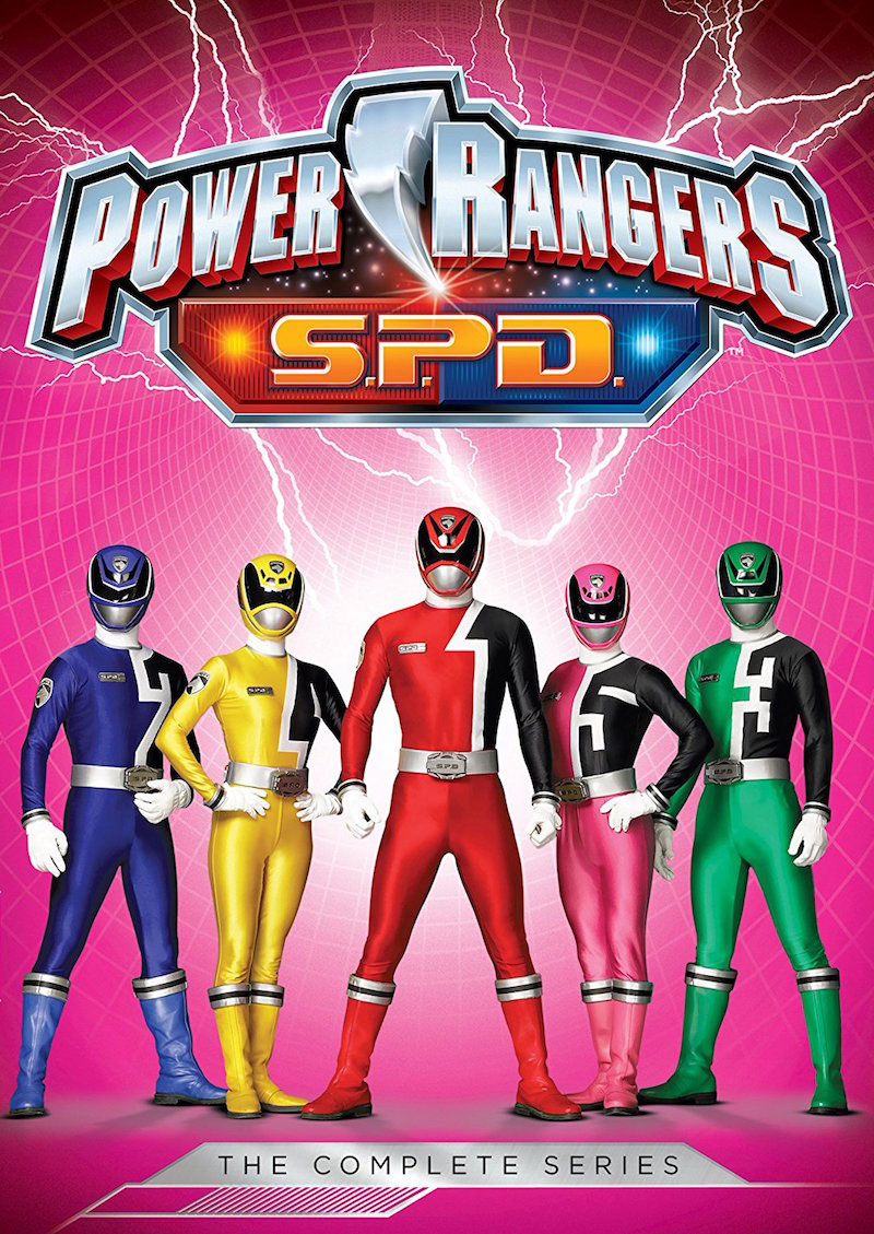Power Rangers SPD - The Complete Series