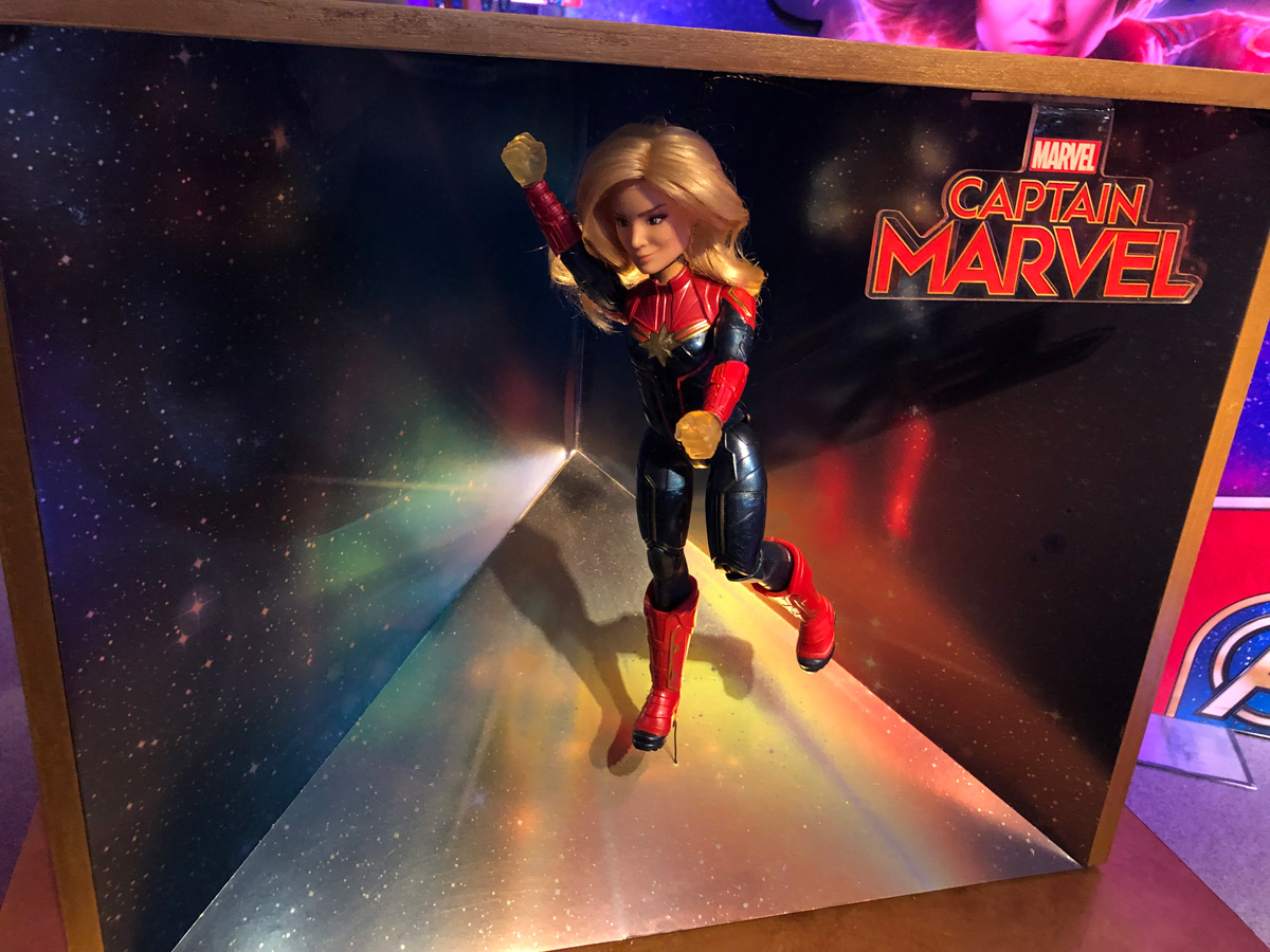 Marvel Hasbro Toy Fair 2019
