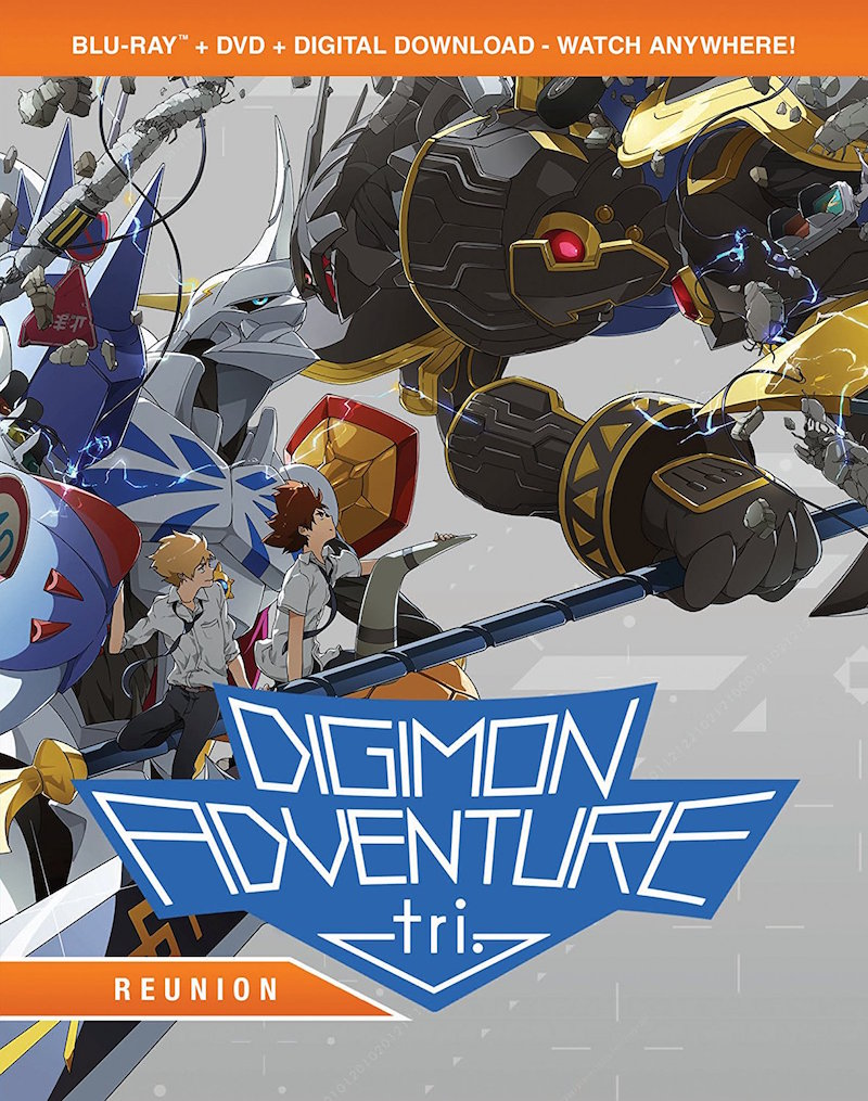 Digimon Adventure Tri.: Reunion