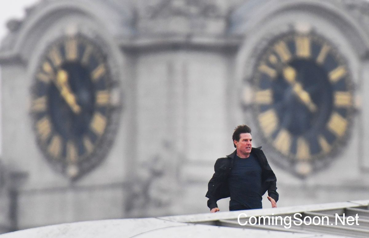 Mission: Impossible 6 Set Photos