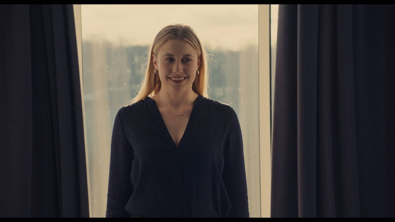 """Greta Gerwig as """"Brooke"""" in MISTRESS AMERICA. Photo courtesy of Fox Searchlight Pictures. © 2015 Twentieth Century Fox Film Corporation All Rights Reserved"""