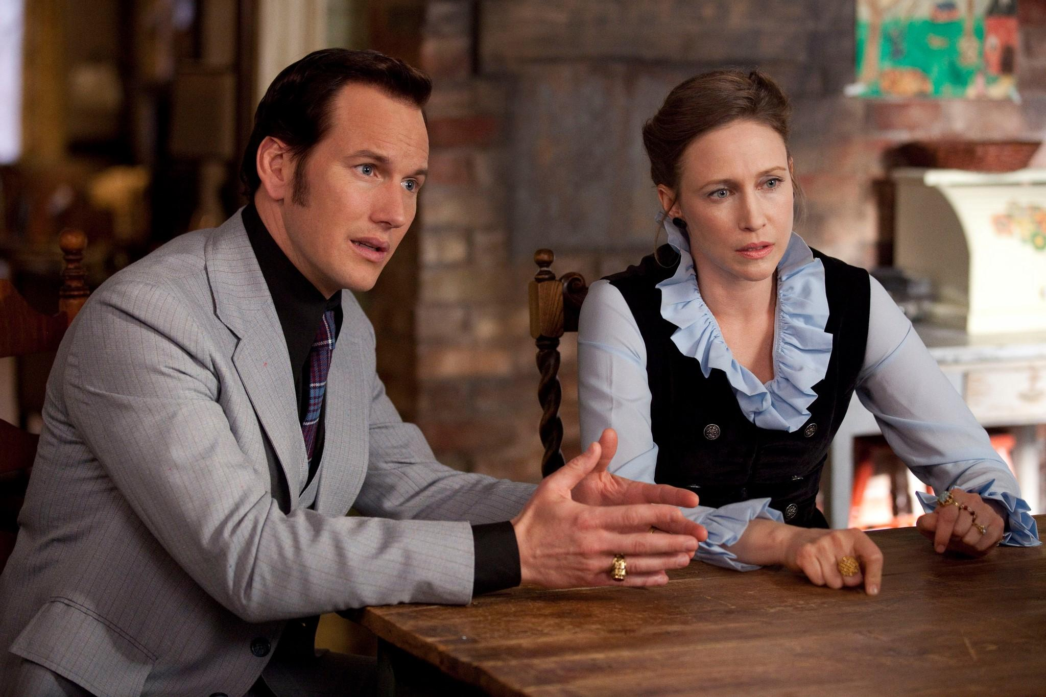 11. The Conjuring: The Devil Made Me Do It