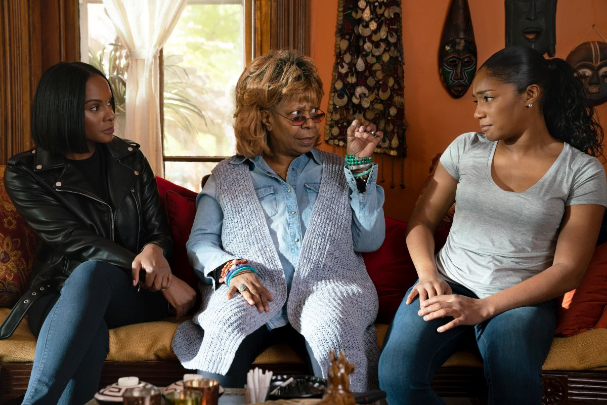 First Photo from Tyler Perry's Nobody's Fool