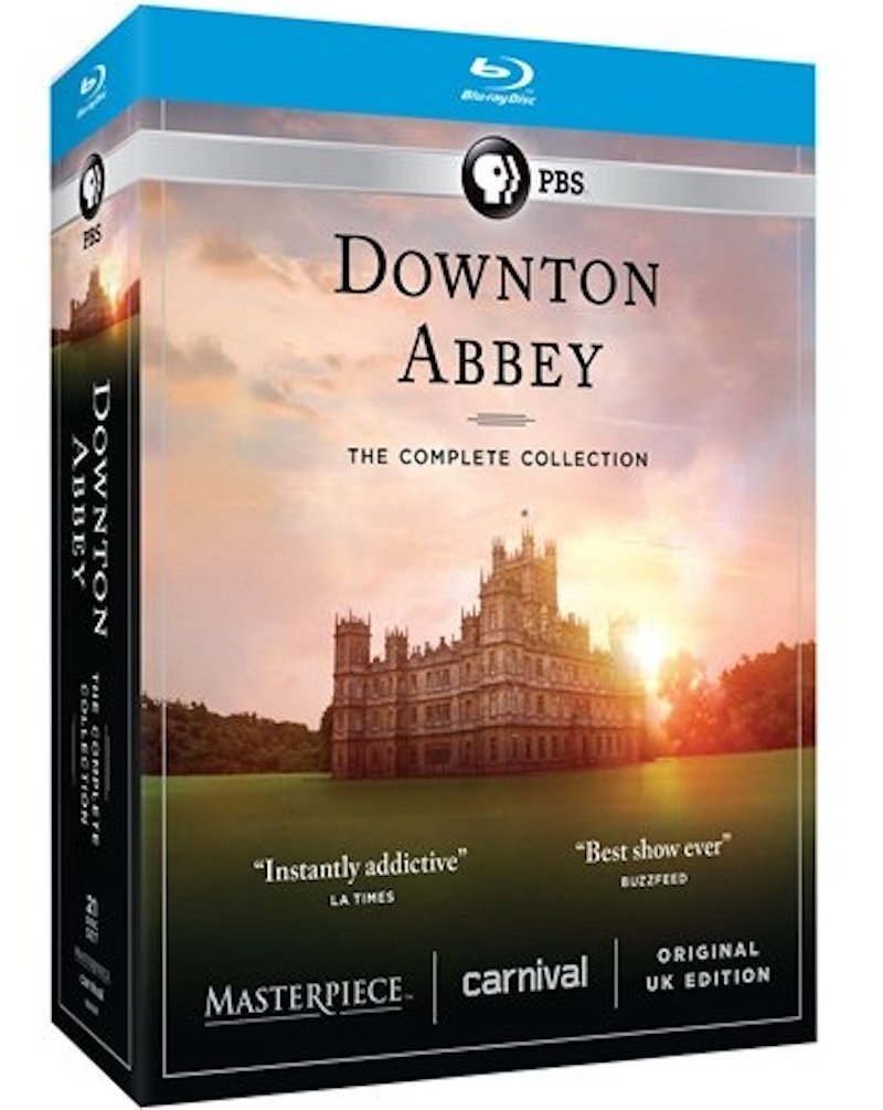 Downton Abbey - The Complete Series