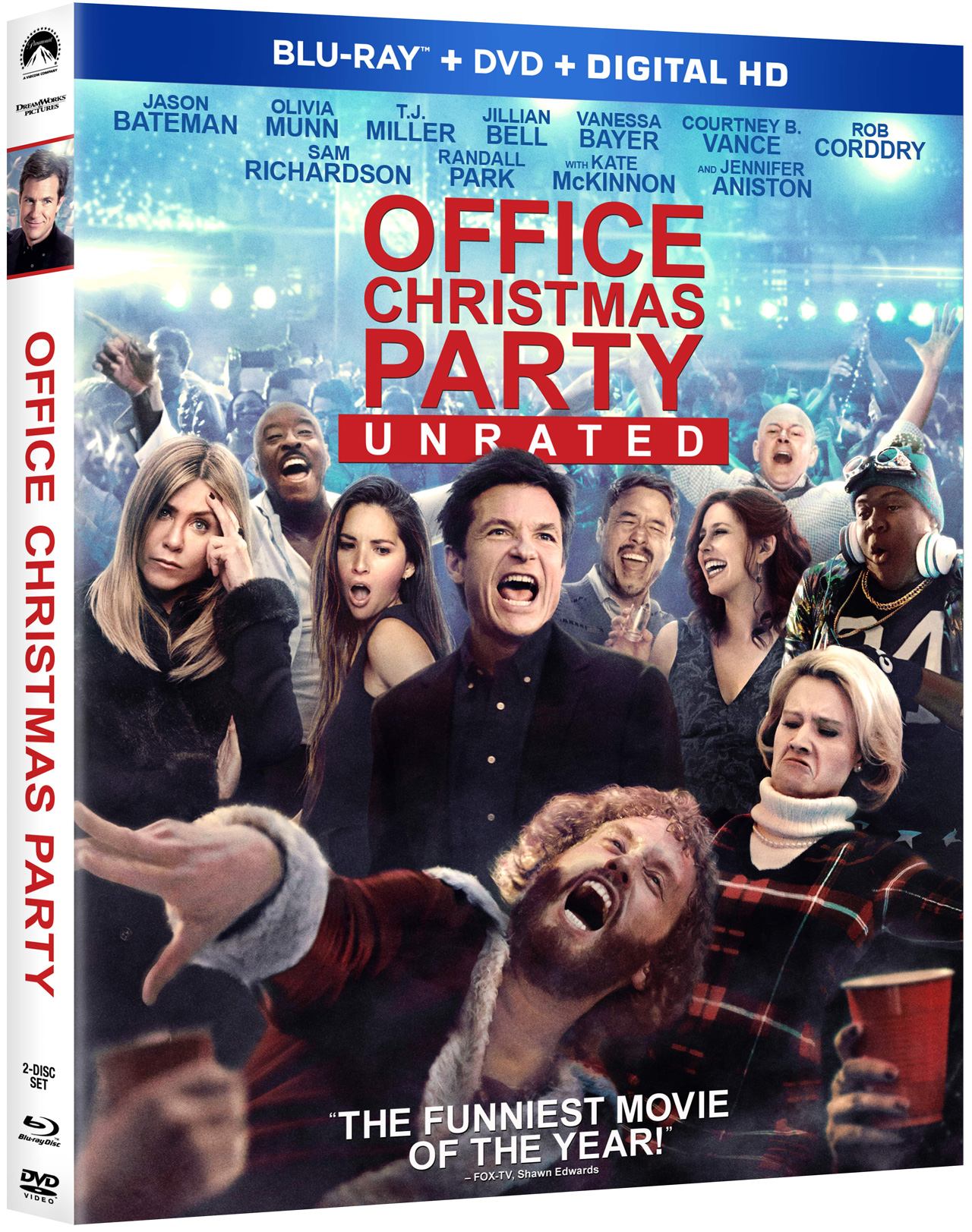 Office Christmas Party Trailer.Office Christmas Party Trailer Is Here To Cheer