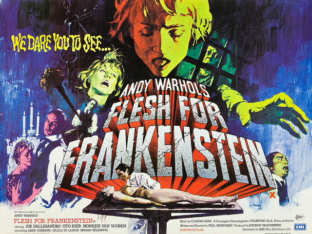 compare and contrast frankenstein the book and movie In 1818, mary shelley's frankenstein was published and since then, it has become a tale that lives on in everybody beginning in the 1900's, comic books, movies, jokes, television shows, cartoons, and even cereal has been made because of frankenstein.