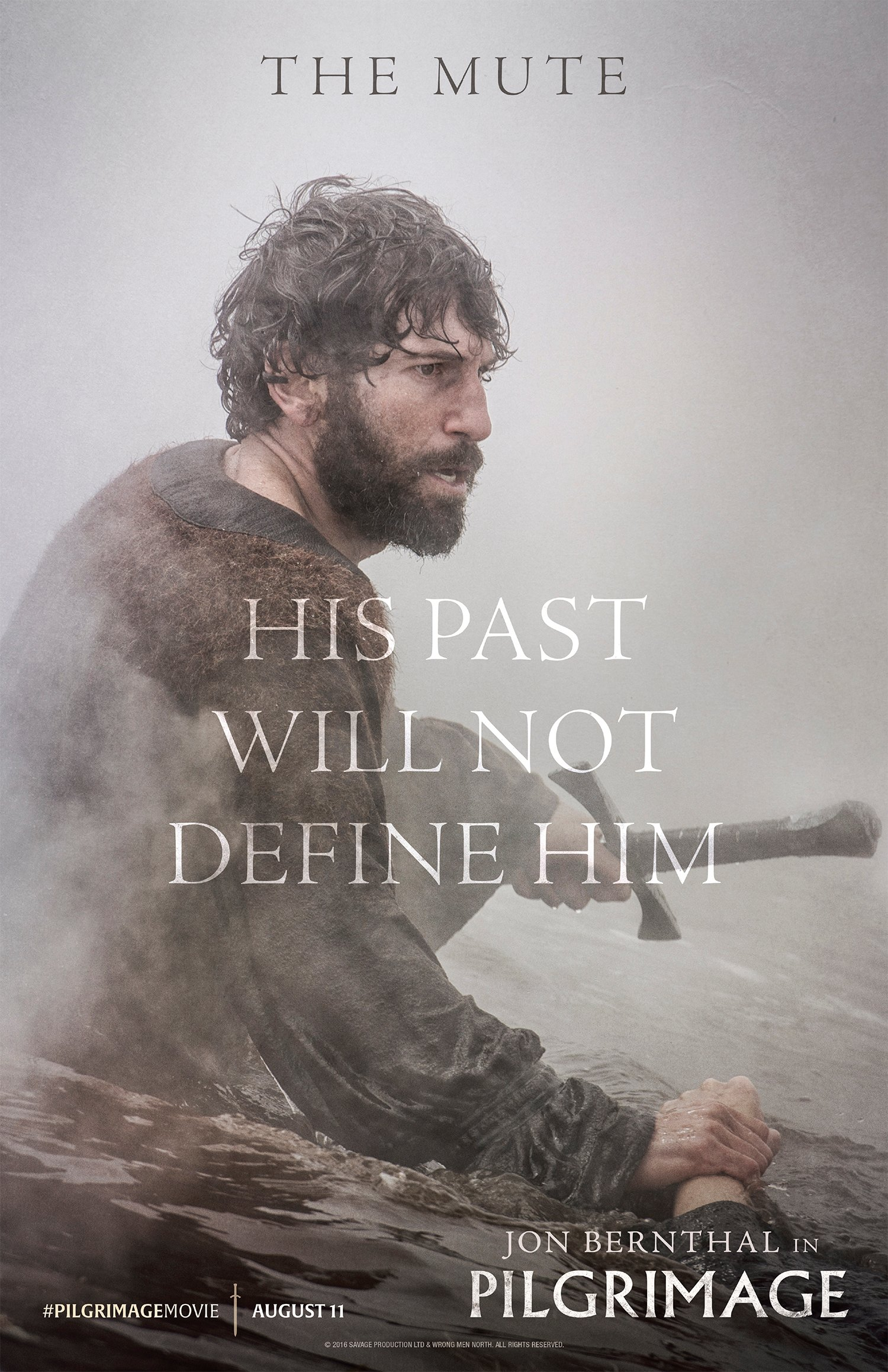 Jon Bernthal in Pilgrimage