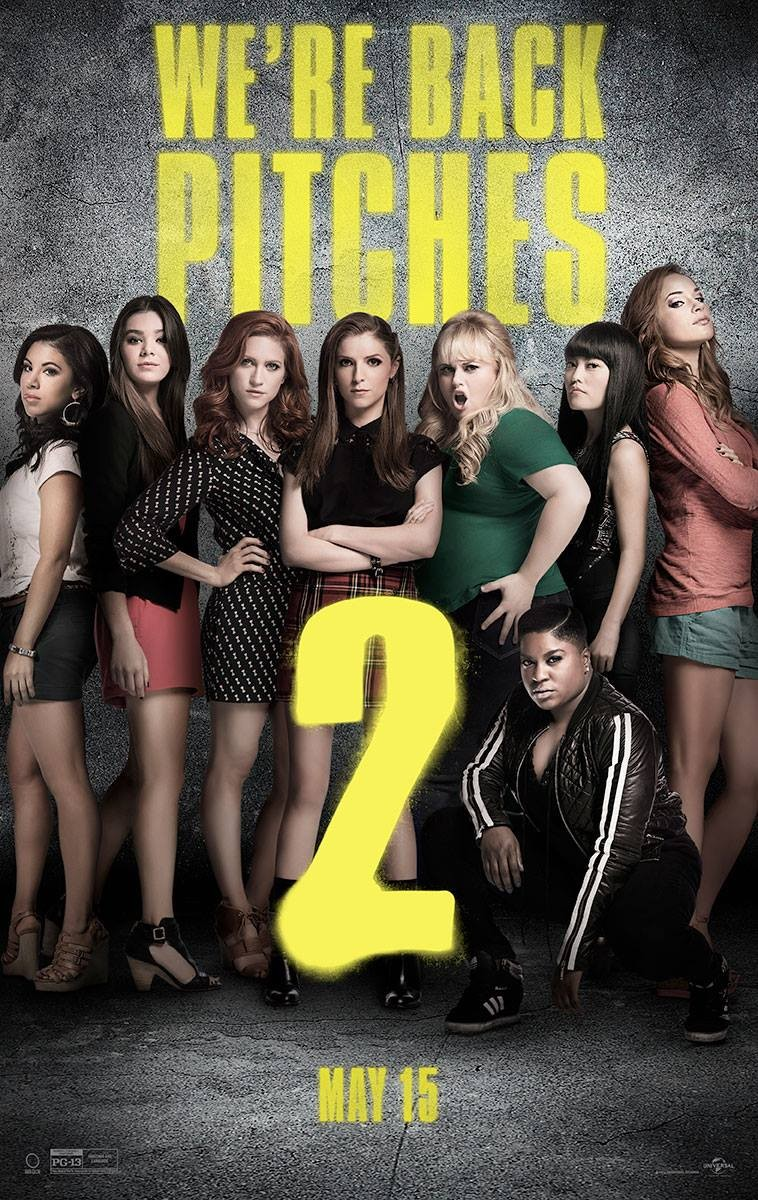Pitch Perfect 2 -2015 Archives - ComingSoon net