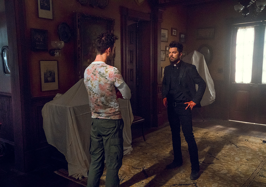 Preacher Season 3 Episode 1: Jesse and Cassidy 2
