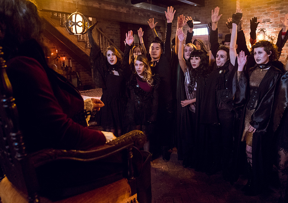 Preacher Season 3 Episode 6: Eccarius and His Vampire Cult