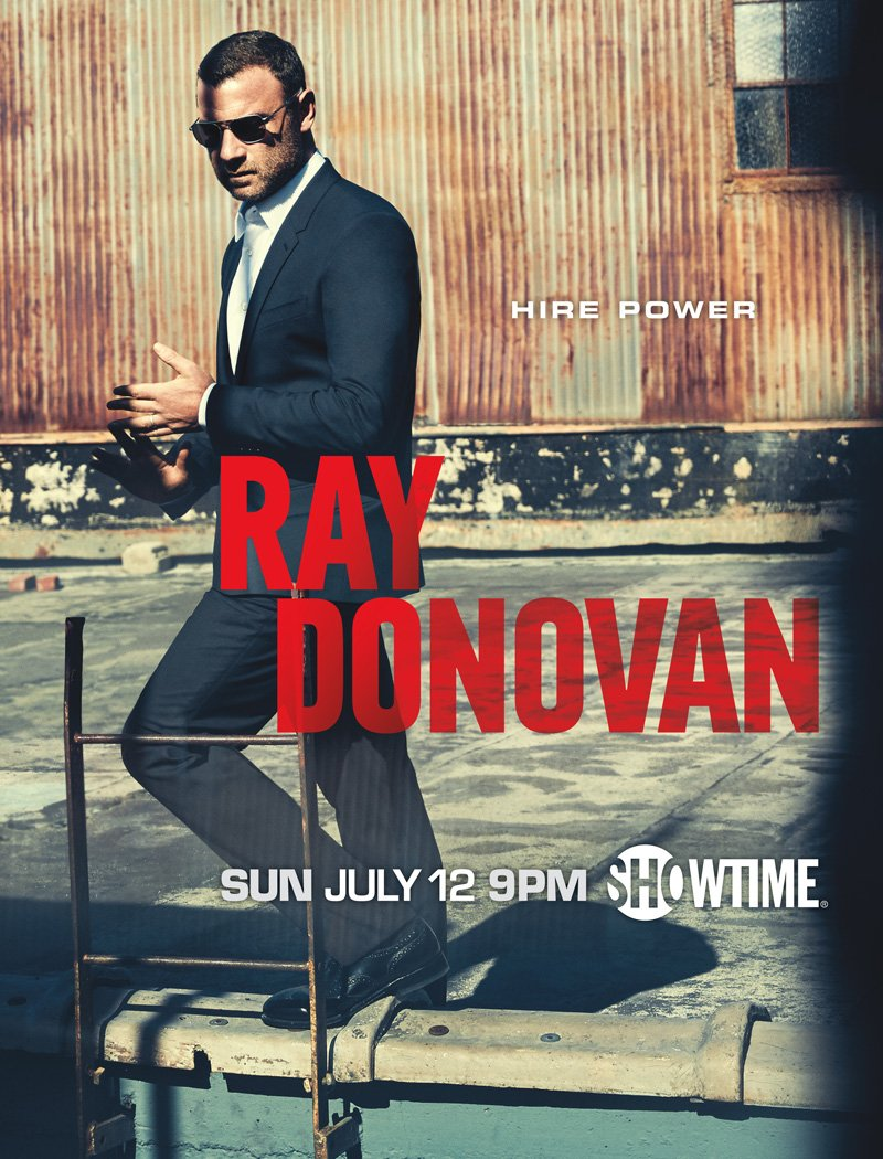 ray donovan season three teaser and posters. Black Bedroom Furniture Sets. Home Design Ideas