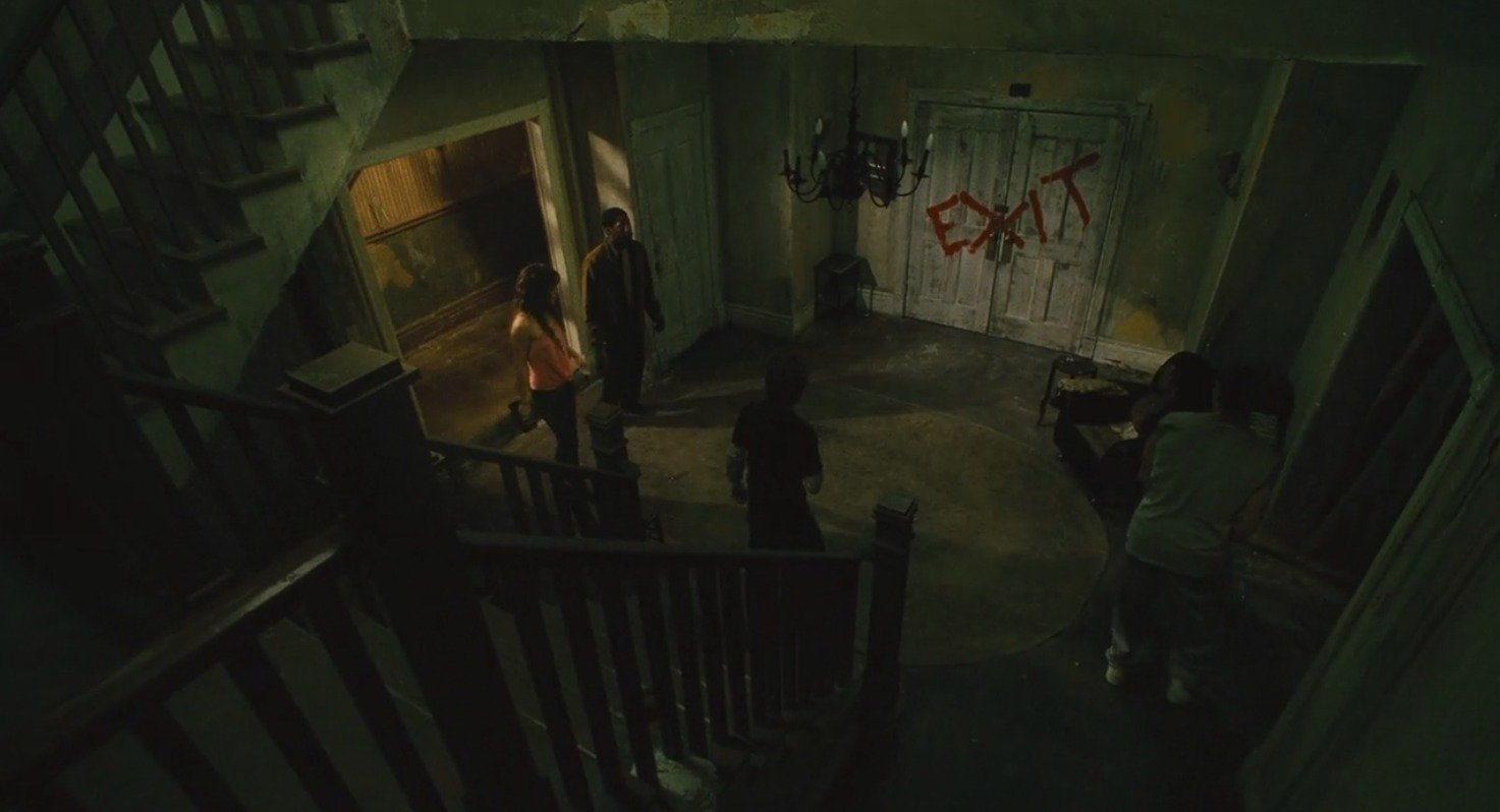 #18 Nerve Gas House (SAW II)