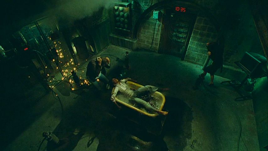#41 Electric Bathtub (Saw V)