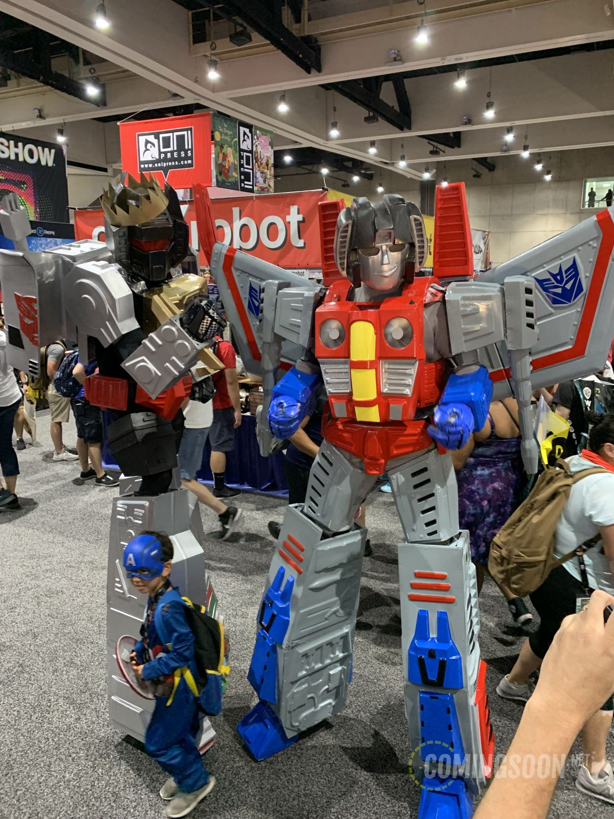 San Diego Comic-Con Cosplay