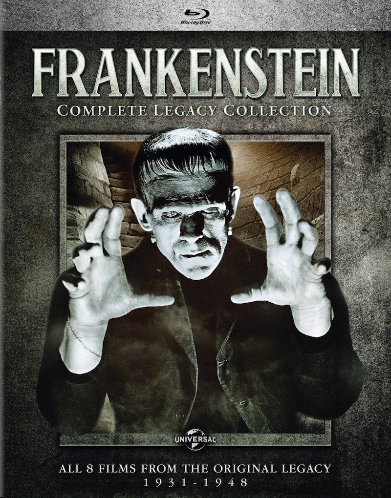 Frankenstein: The Complete Legacy Collection