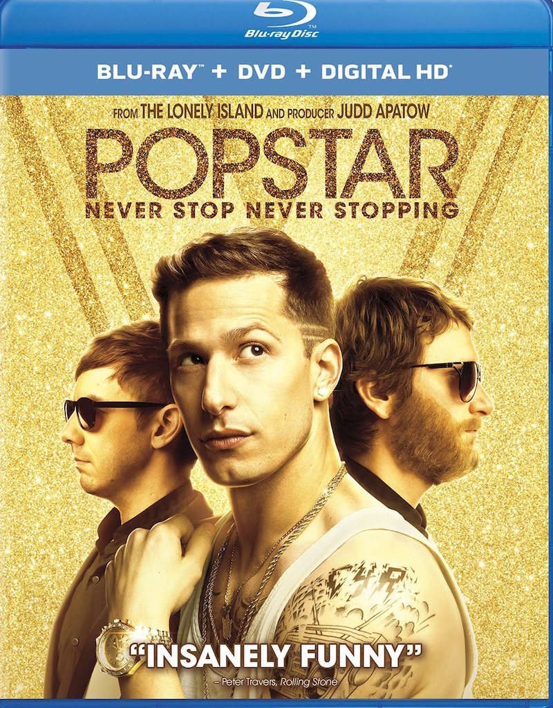 Popstar: Never Stop Stopping