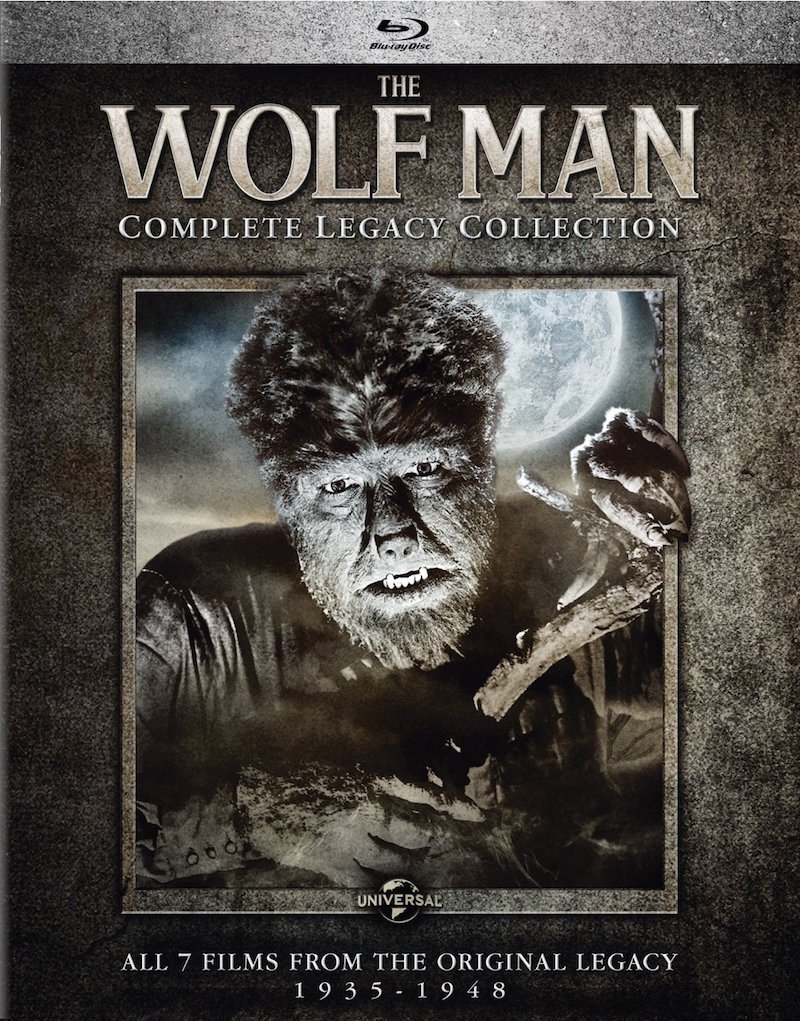The Wolfman: Complete Legacy Collection