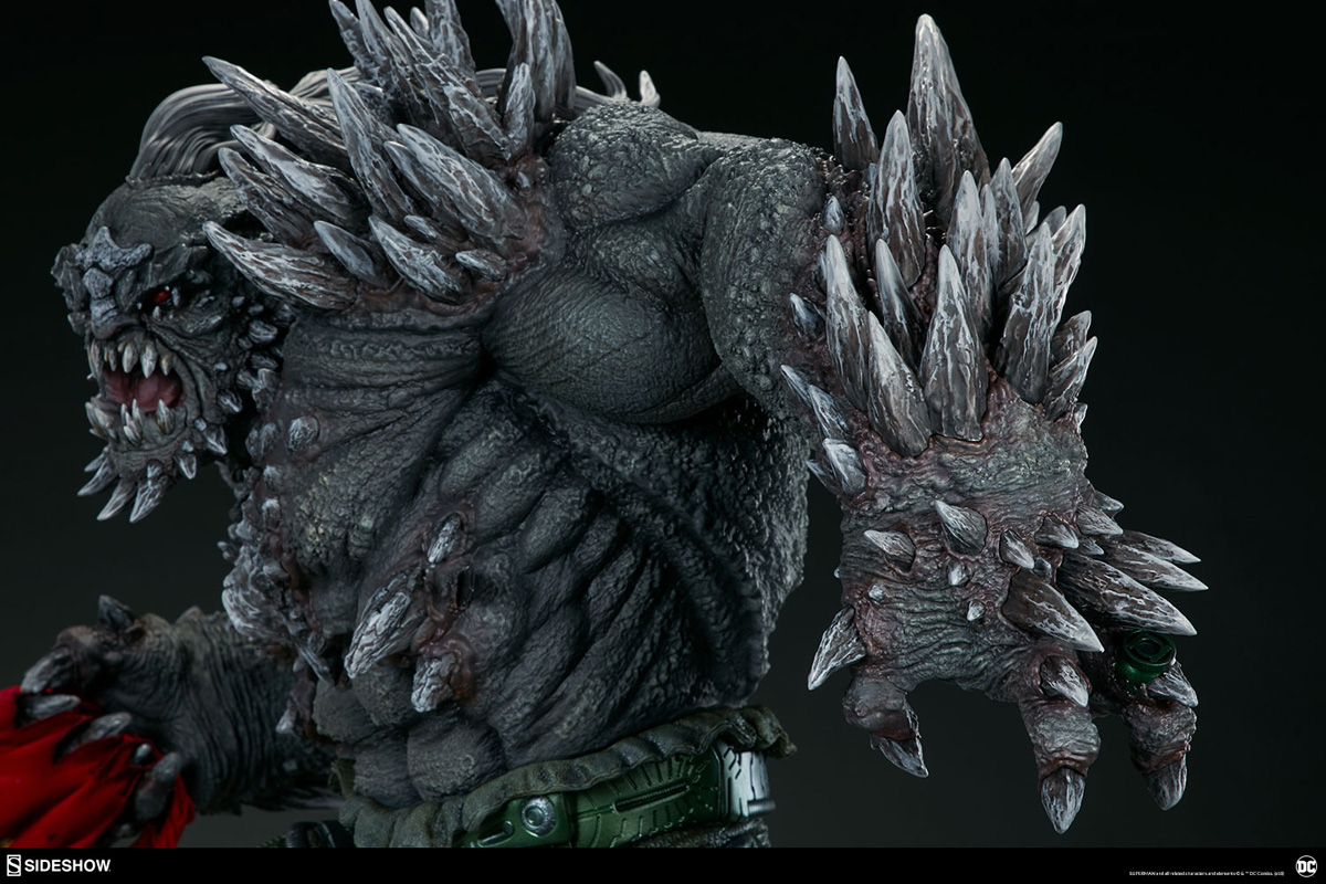 Sideshow Collectibles Doomsday Statue