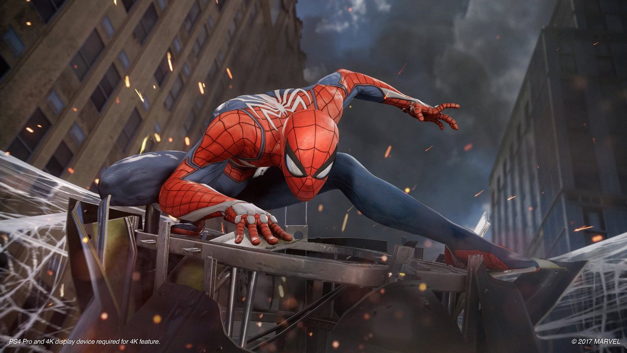 Spider-Man PlayStation 4
