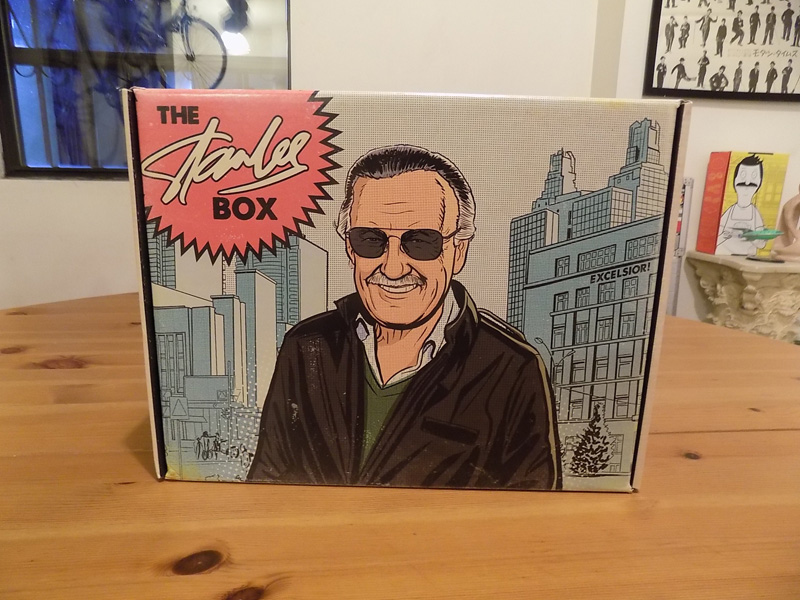 Stan Lee Box September 2017