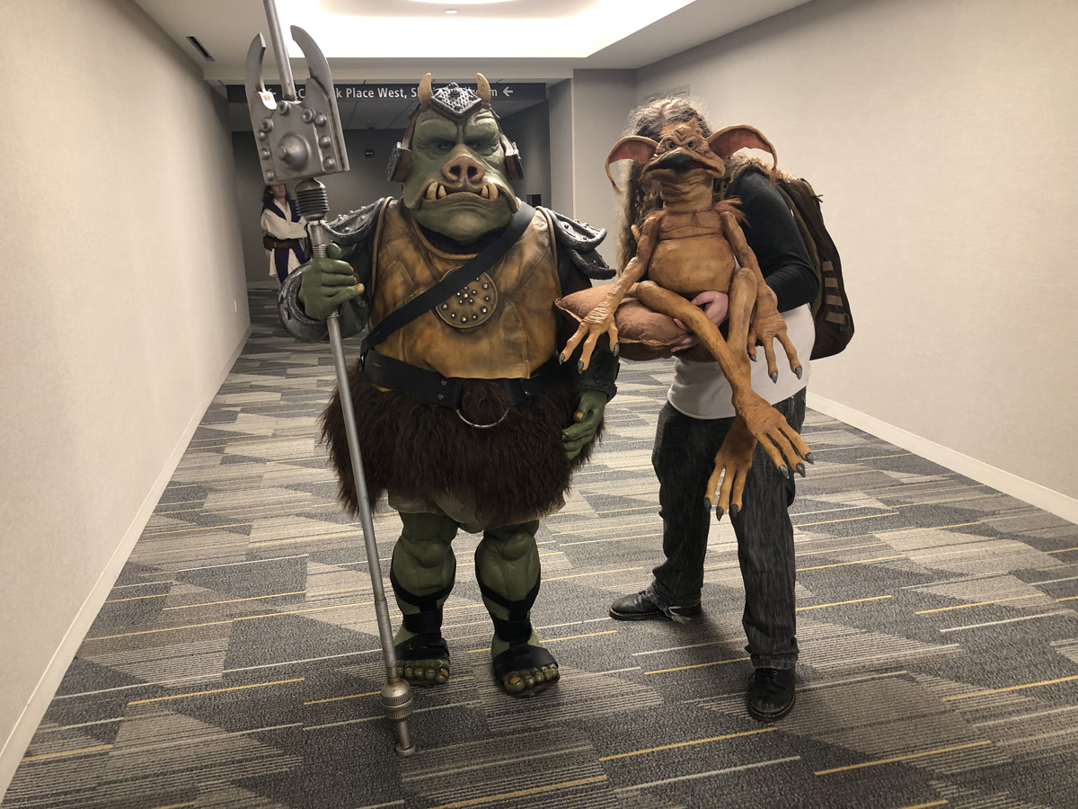 Star Wars Celebration 2019 Cosplay