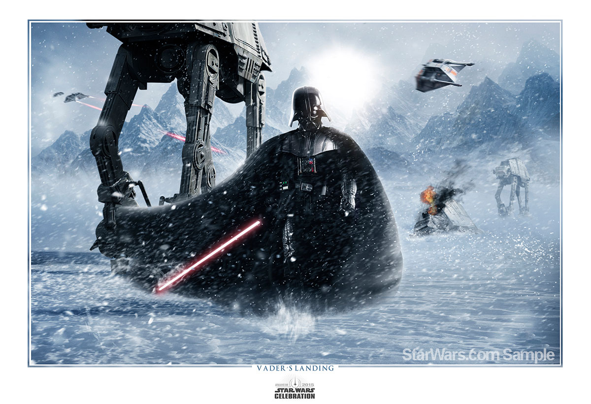 Check Out More Than 30 Pieces from the Star Wars ...