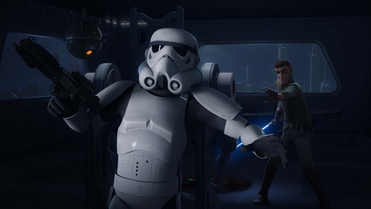 Star Wars Rebels - Jedi Night