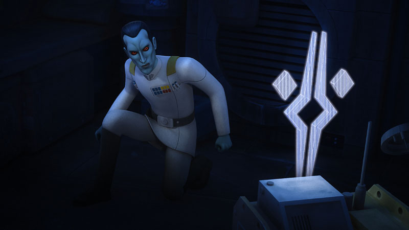 Star Wars Rebels - Zero Hour