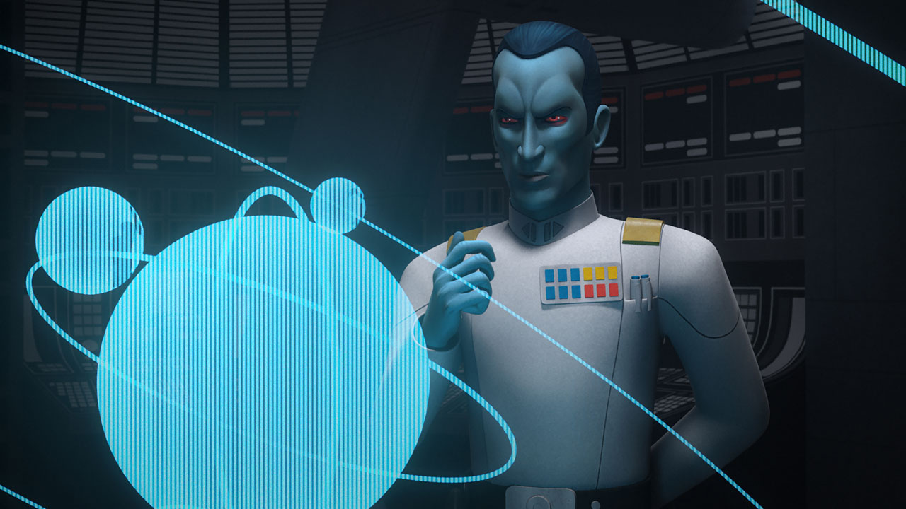 Star Wars Rebels - Secret Cargo