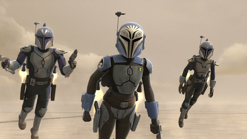 Heroes of Mandalore: Parts 1 and 2
