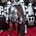 HOLLYWOOD, CA - DECEMBER 14: Captain Phasma attends the World Premiere of ?Star Wars: The Force Awakens? at the Dolby, El Capitan, and TCL Theatres on December 14, 2015 in Hollywood, California. (Photo by Alberto E. Rodriguez/Getty Images for Disney) *** Local Caption *** Captain Phasma