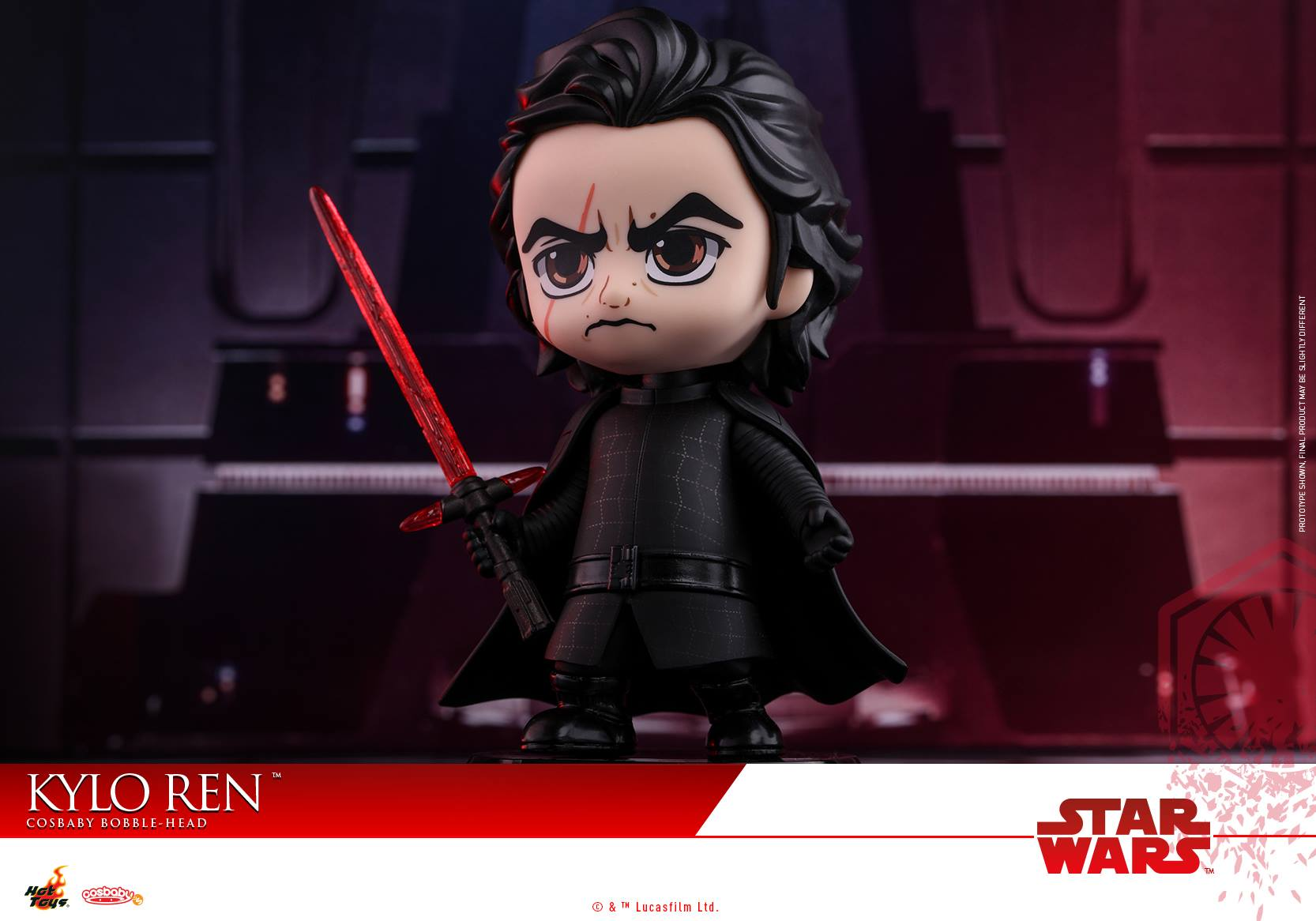 Star Wars: The Last Jedi Cosbaby