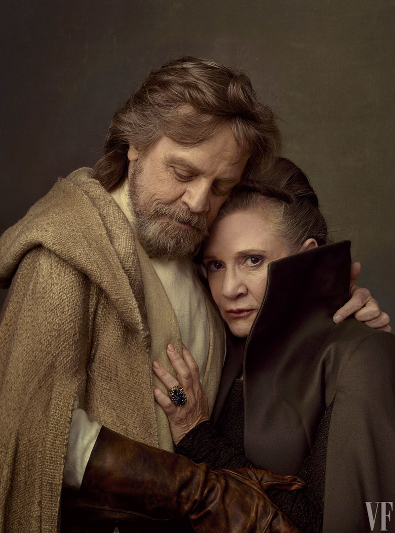 Star Wars: The Last Jedi Vanity Fair