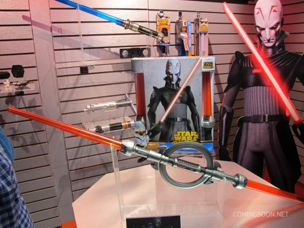 Hasbro Toy Fair 2014 - Star Wars, Transformers and GI Joe