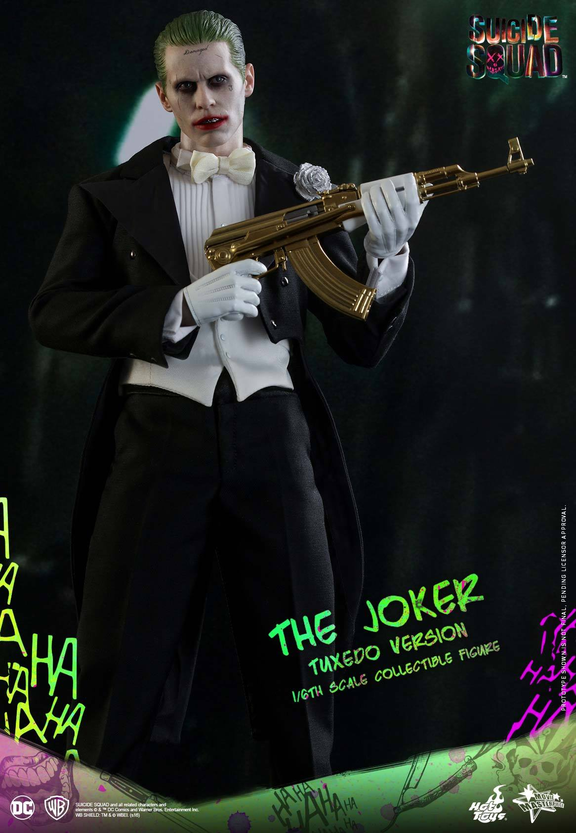 Suicide Squad Hot Toys - The Joker (Tuxedo version)