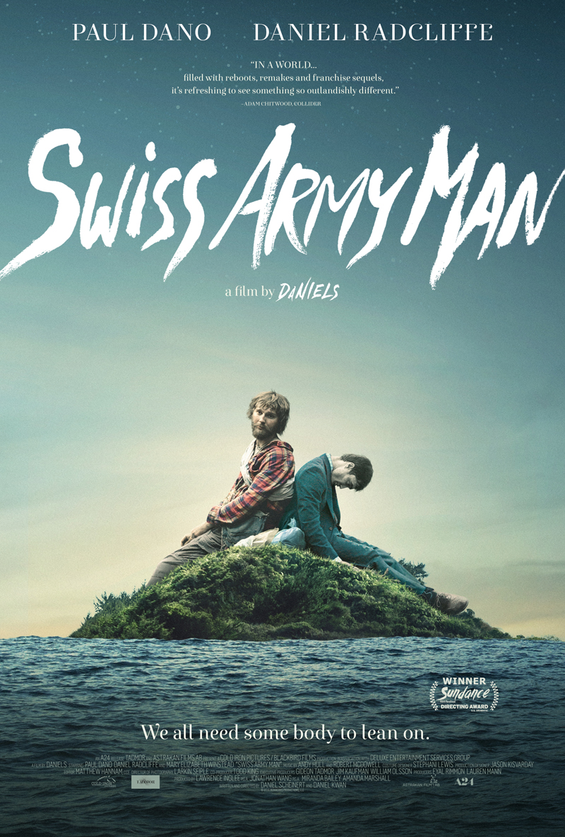 Swiss Army Man review: A whole lot of fart and soul