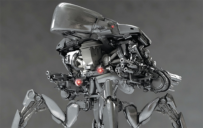 Can You Use The Spider Drone Watch Dogs