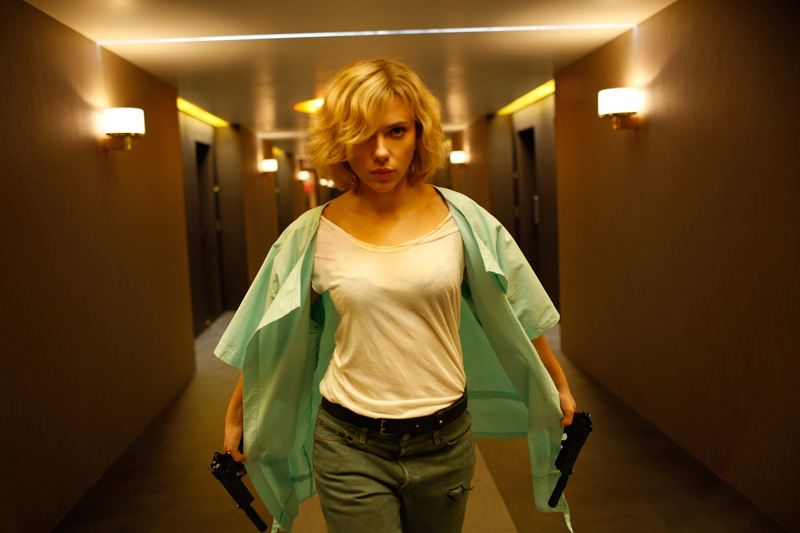 Lucy in LUCY (2014)