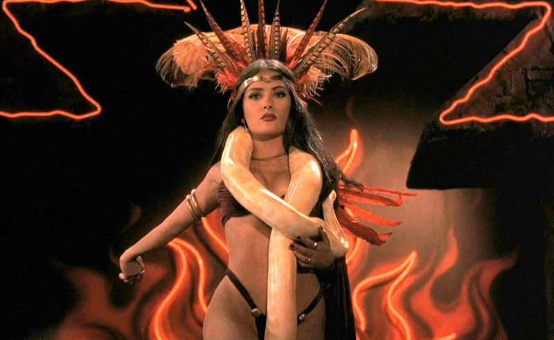 Santanico Pandemonium in FROM DUSK TILL DAWN (1996)