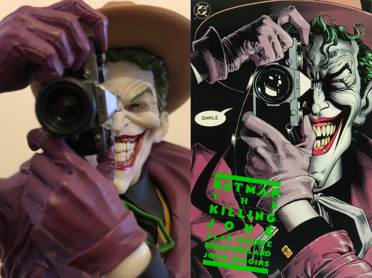 #1. The Joker by Brian Bolland