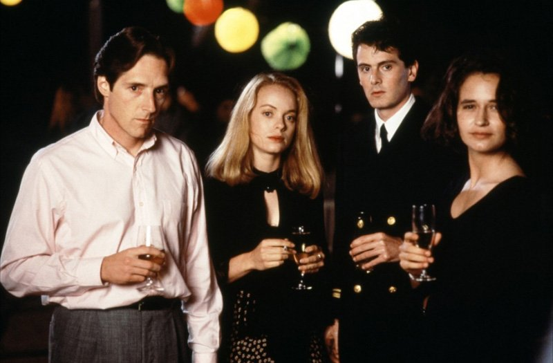 Whit Stillman's Doomed-Bourgeois-in-Love Trilogy