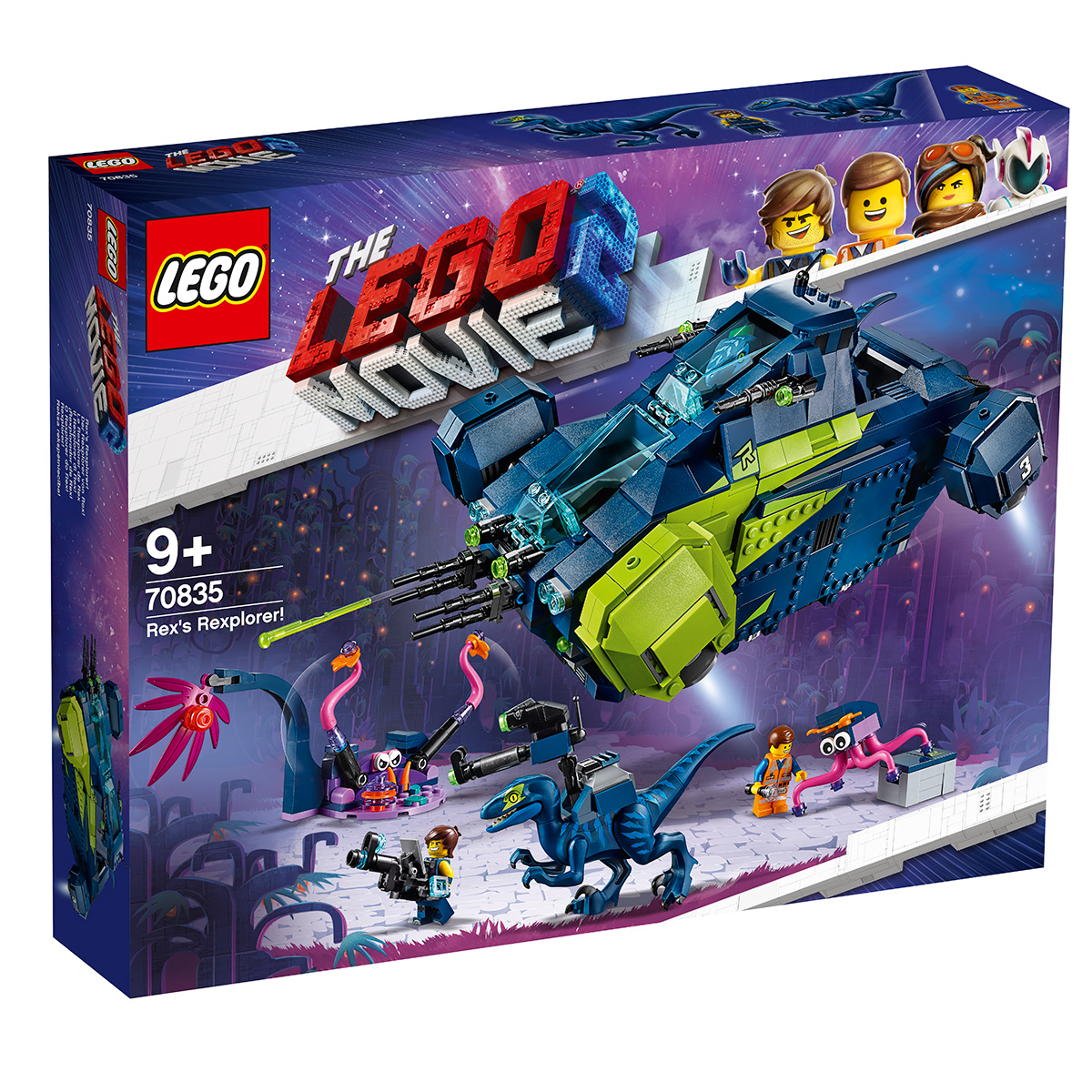 The LEGO Movie 2 Building Sets Unveiled - ComingSoon.net